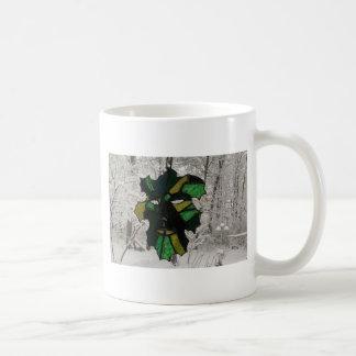 Greenman In Winter 1 Coffee Mug