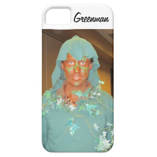 Greenman iPhone5 Case