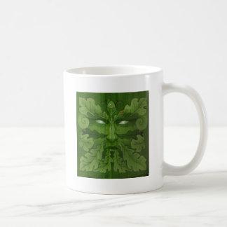 greenman master basic white mug