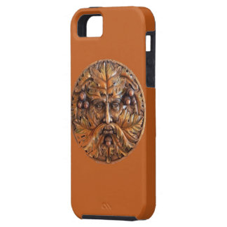 Greenman Medallion iPhone 5 Covers