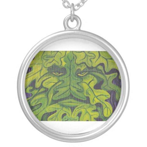 Greenman Necklace