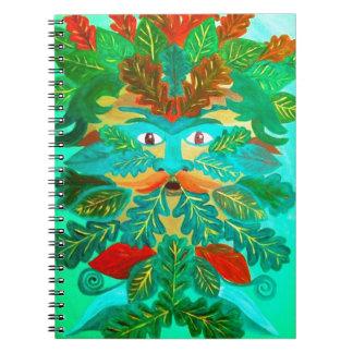 Greenman Note Book