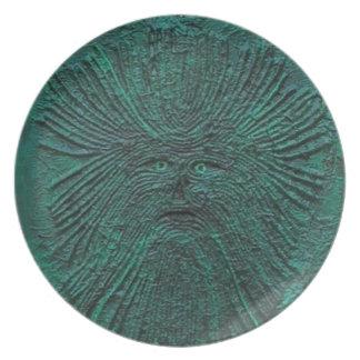 Greenman Plates