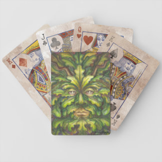 Greenman Bicycle Playing Cards