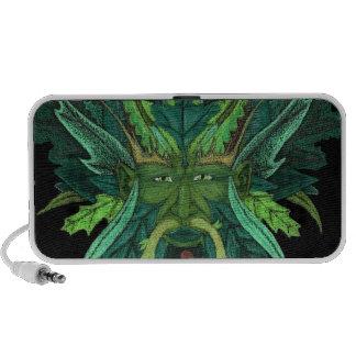 GreenMan Speaker