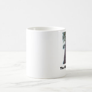 greenman, The GREENMAN Basic White Mug