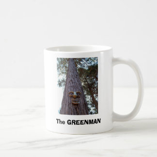 greenman, The GREENMAN Mug