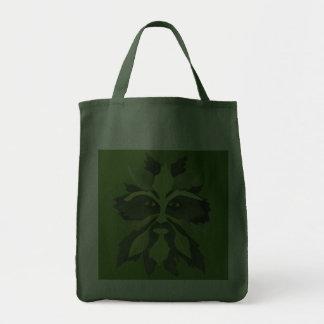 Greenman Tote Bags