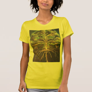 greenman-tree of life T-Shirt - Customized