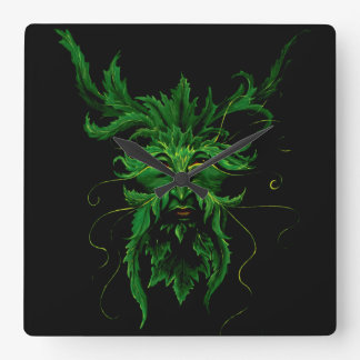 Greenman Wall Clocks