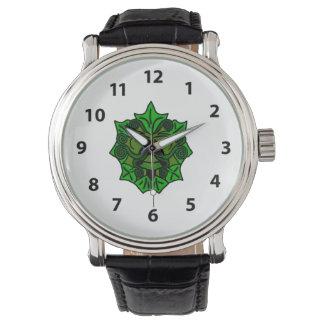 Greenman Watch
