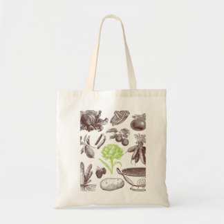 Greenmarket Tote Budget Tote Bag