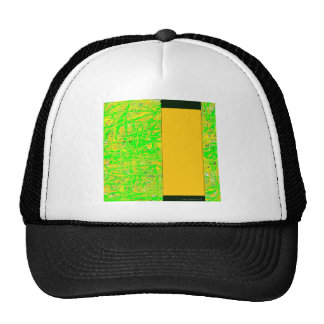 GreennYellow fusion Hats