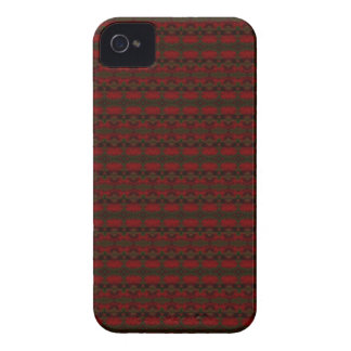 Greens and Reds Blackberry Case