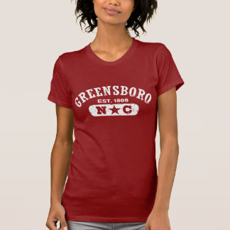 Greensboro North Carolina T-Shirt