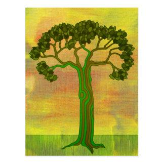 greentree postcard
