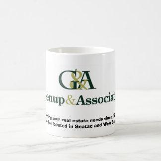 Greenup Associates Coffee Mug