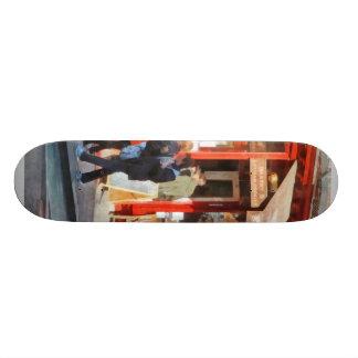 Greenwich Village Bakery Skate Deck