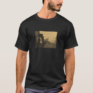 Greenwich Village & Gibson T-Shirt