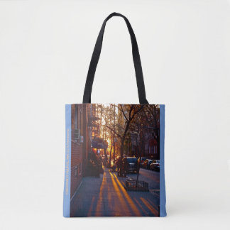 Greenwich Village tote