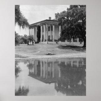 Greenwood Plantation Poster
