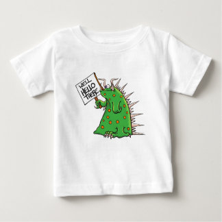 Greep Graphic Well Hello There Baby T-Shirt