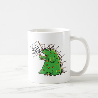 Greep Graphic Well Hello There Coffee Mug
