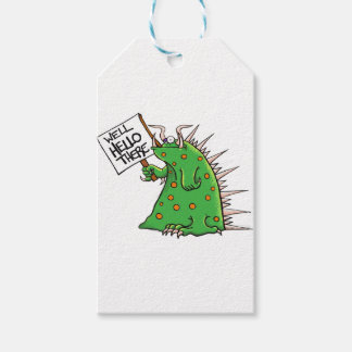 Greep Graphic Well Hello There Gift Tags