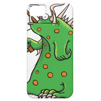 Greep Graphic Well Hello There iPhone 5 Case