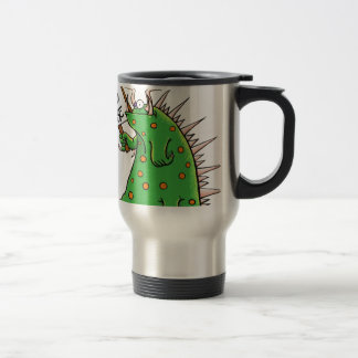 Greep Graphic Well Hello There Travel Mug