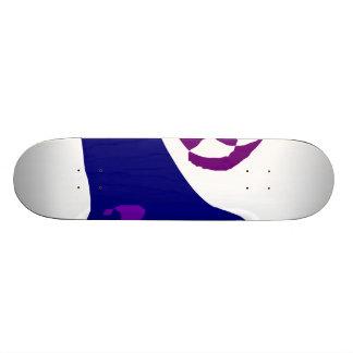 Greeting 21.6 Cm Skateboard Deck