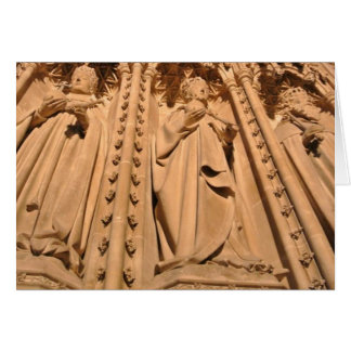 Greeting Card, architecture, Canterbury Cathedral Card