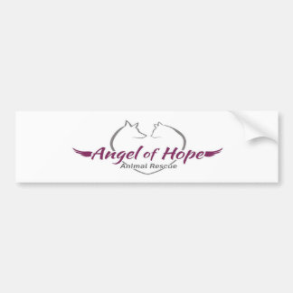 Greeting card bumper sticker