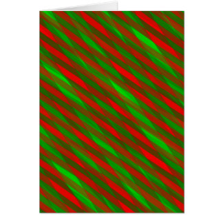 Greeting Card Christmas Colours Candy 1