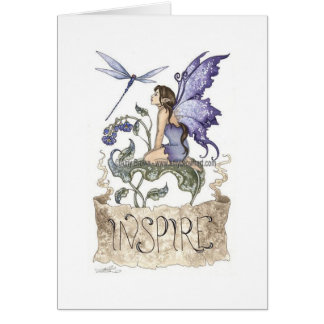 Greeting Card - Fairy Inspiration