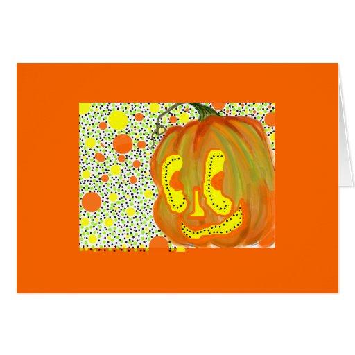 Greeting Card/Halloween