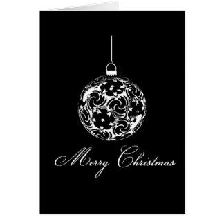 Greeting Card-Holiday Art-Christmas 116 Card
