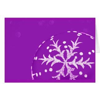Greeting Card-Holiday Art-Christmas 121 Card
