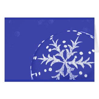 Greeting Card-Holiday Art-Christmas 122 Card