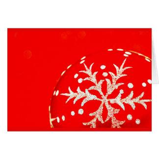 Greeting Card-Holiday Art-Christmas 123 Card