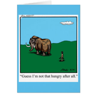 Greeting Card Humor Encouragement