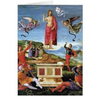 Greeting Card: Kinnaird Resurrection