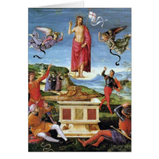 Greeting Card: Kinnaird Resurrection Card