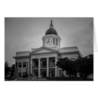 Greeting Card - North Carolina Courthouse