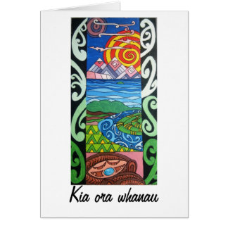 Greeting Card - NZ - My Slice of heaven