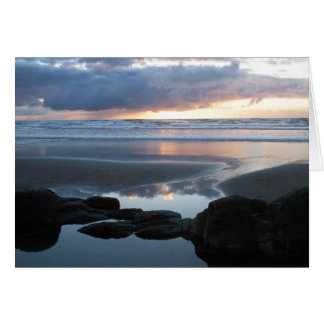 Greeting Card: Oregon Coast Card