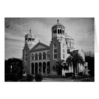 Greeting Card - Orthodox Church
