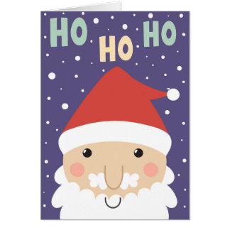 Greeting Card - Santa Claus