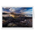 Greeting Card - Seal Beach, La Jolla