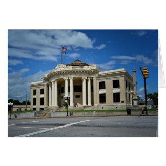 Greeting Card - South Carolina Courthouse